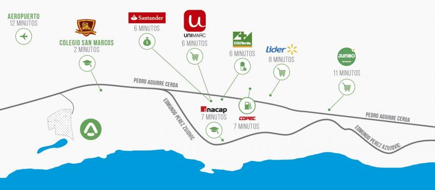 Proyecto Brisas de Costa Laguna Departamentos de Inmobiliaria Aconcagua-15