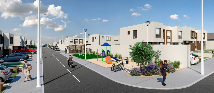 Proyecto San Pedro Casas de Inmobiliaria Aconcagua-3