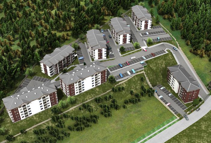 Proyecto Bosque Urbano - Etapa I de Inmobiliaria Imaia-10