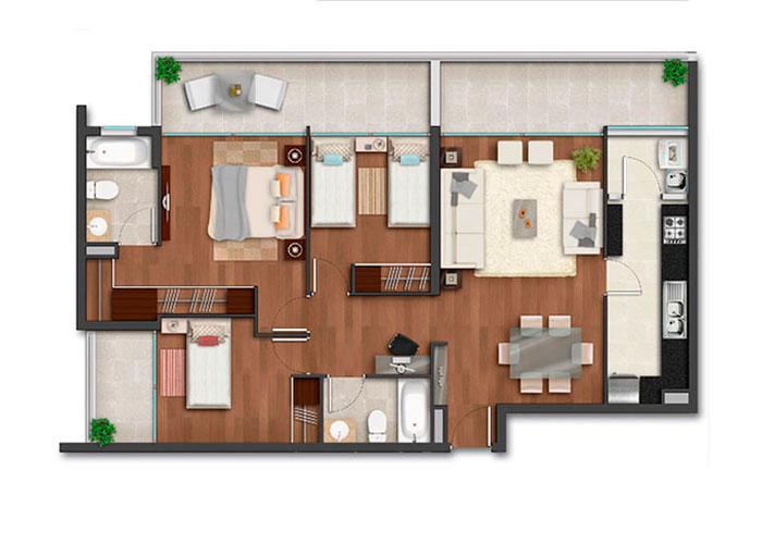 torre-capital-home,-spa-and-business---departamentos-planta-home-3b