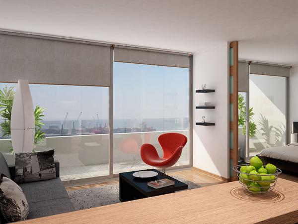 Proyecto Torre Capital Home, Spa and business - Departamentos de Inmobiliaria SandS Inmobiliaria-5