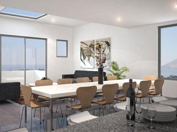 Proyecto Torre Capital Home, Spa and business - Departamentos de Inmobiliaria SandS Inmobiliaria-6