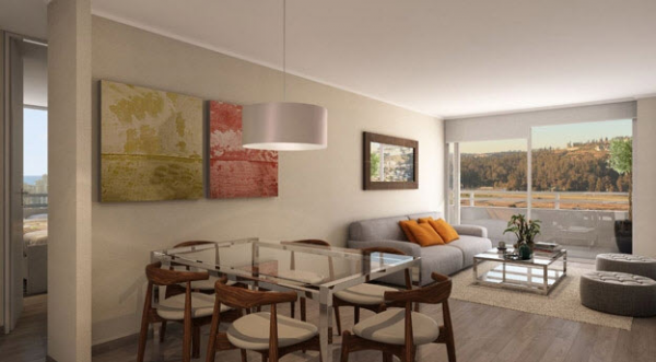 Proyecto Edificio Dual de Inmobiliaria Pewma Inmobiliaria Echeverria Izquierdo-2