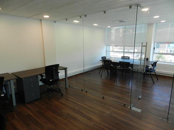 Proyecto Edificio Neocentro - Oficinas en Plantas Libres de Inmobiliaria Numancia-2
