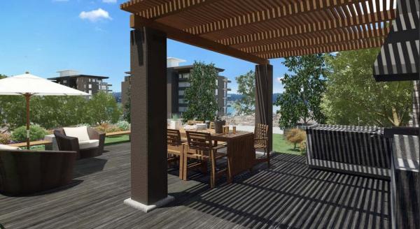 Proyecto Condominio Costa Pingueral - Costa Brava, Dorada de Inmobiliaria ISN-8