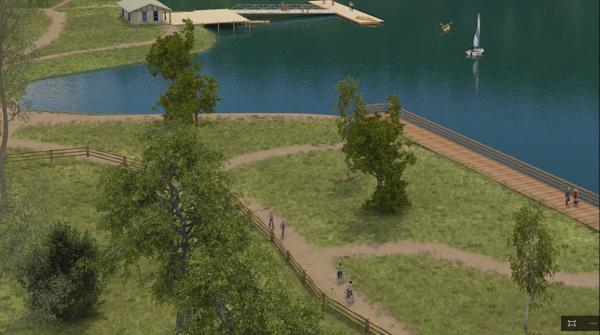 Proyecto Bosques de la Laguna de Inmobiliaria Gestión El Álamo-7