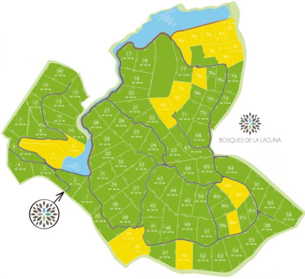 Proyecto Bosques de la Laguna de Inmobiliaria Gestión El Álamo-14