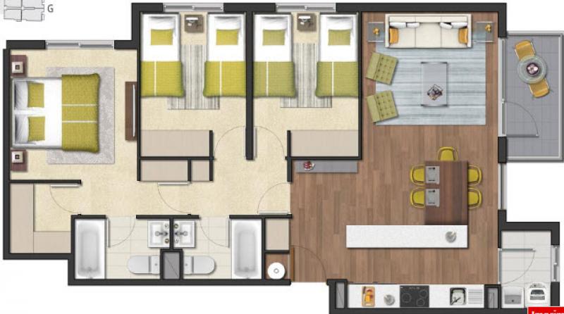 condominio-plaza-schwerter-tipo-76a