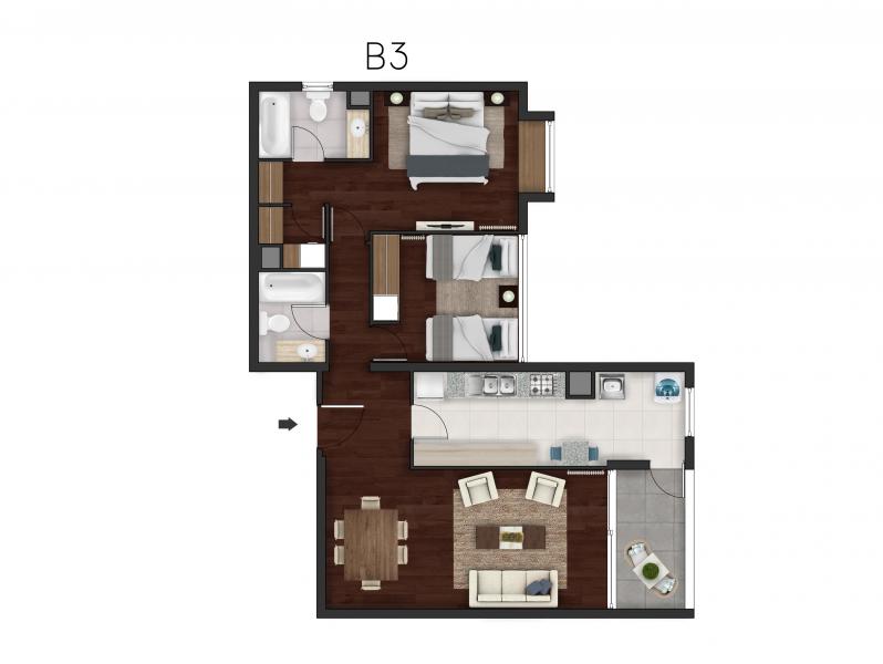edificio-barrio-inglés-ii-modelo-b3