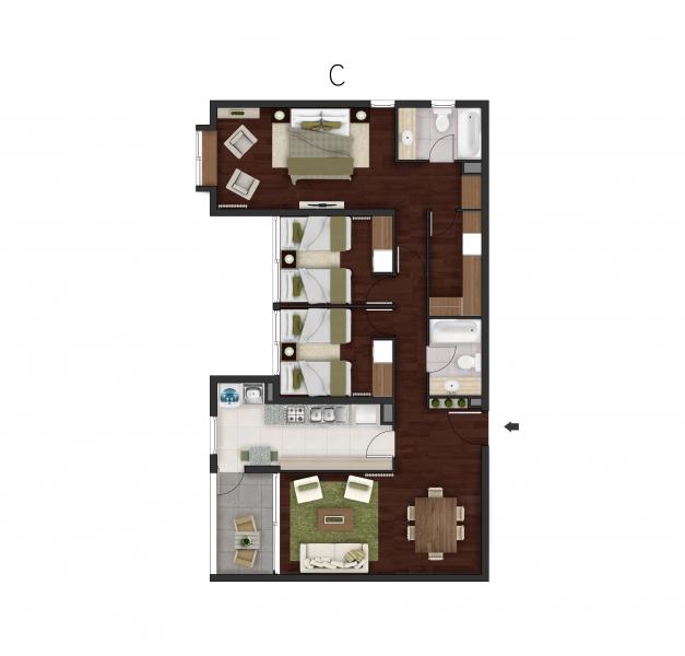 edificio-barrio-inglés-ii-modelo-c