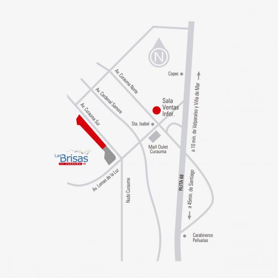 Proyecto Las Brisas de Curauma de Inmobiliaria Galilea-11