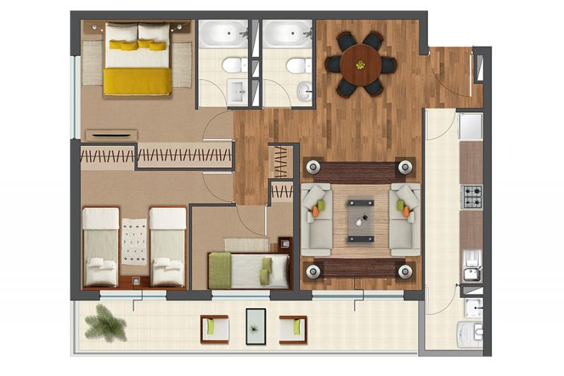 condominio-terrados-de-kennedy-tipo-c