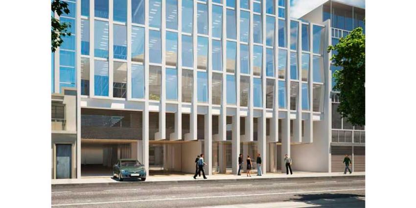 Proyecto Centro de Negocios Uribe de Inmobiliaria Sideris Rentas y Desarrollos Inmobiliarios Spa-2