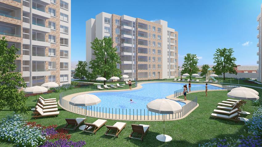 Proyecto Novo Azapa - Etapa I y II de Inmobiliaria Ecasa-2