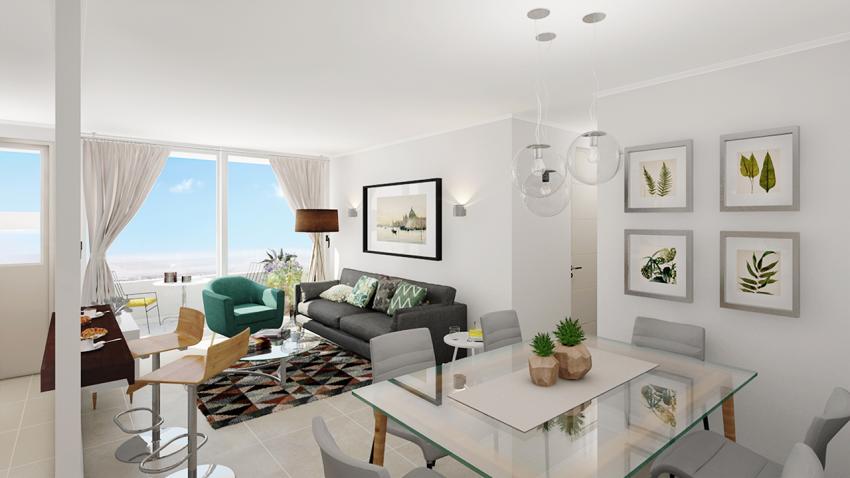 Proyecto Novo Azapa - Etapa I y II de Inmobiliaria Ecasa-3