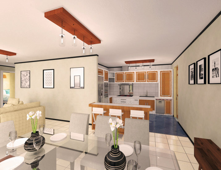 Proyecto Conjunto Residencial Termas de Monteblanco de Inmobiliaria JC Valdebenito Inmobiliaria-13