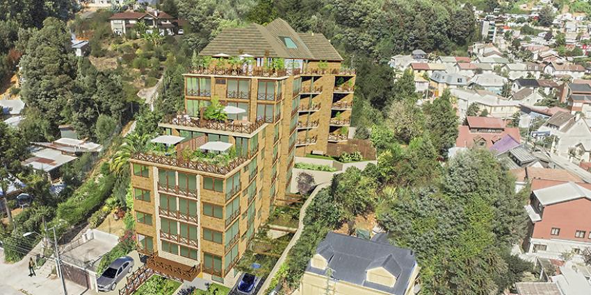 Proyecto Studio Victoria 400 - Oficinas de Inmobiliaria Las Magdalenas-3