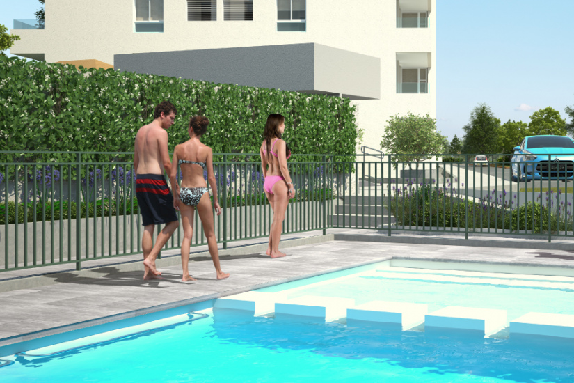 Proyecto Condominio Altamira de Inmobiliaria Pocuro-14