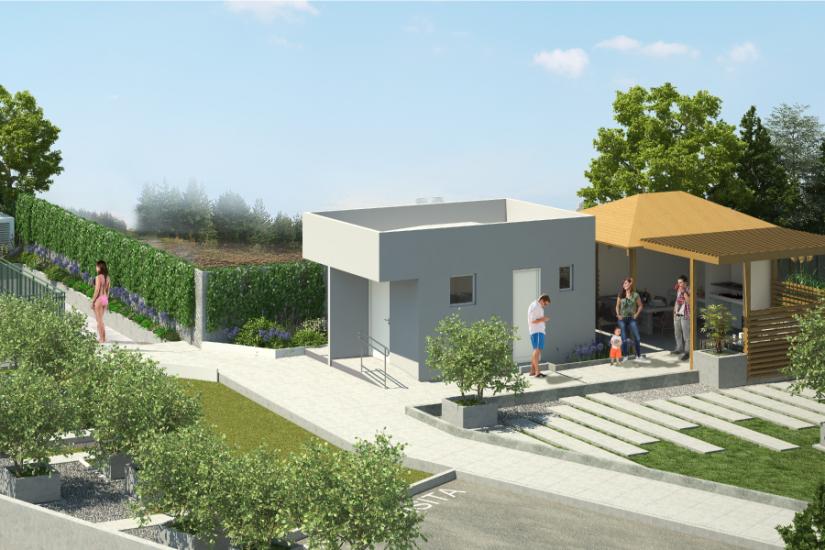 Proyecto Condominio Altamira de Inmobiliaria Pocuro-15