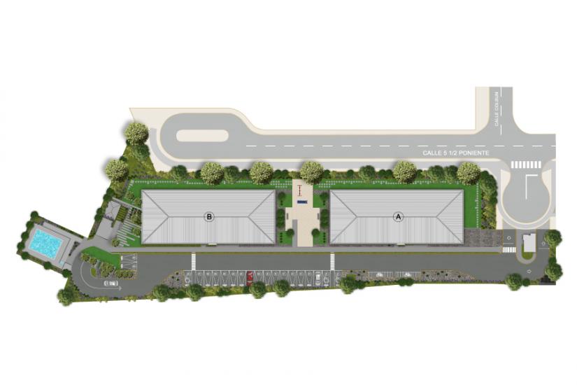 Proyecto Condominio Altamira de Inmobiliaria Pocuro-16