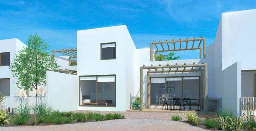 Proyecto Condominio Costa Blanca de Inmobiliaria PY-6