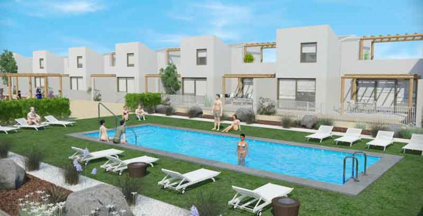 Proyecto Condominio Costa Blanca de Inmobiliaria PY-7