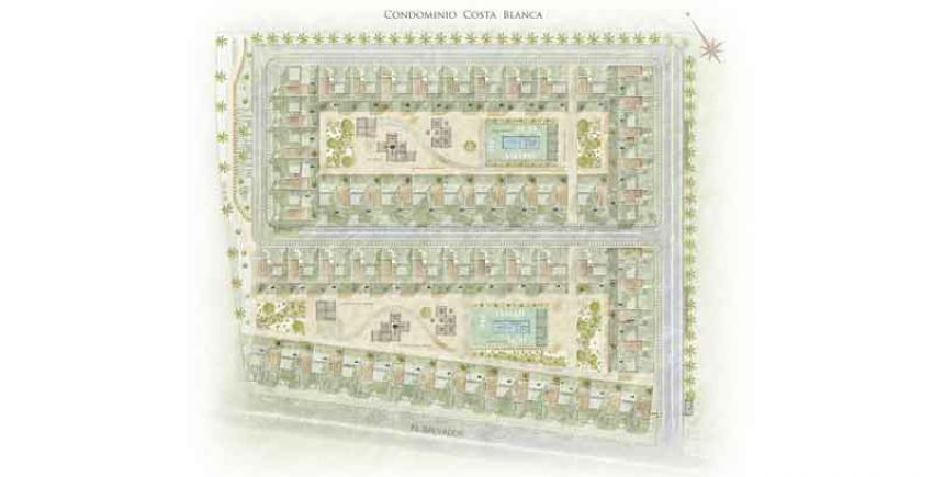 Proyecto Condominio Costa Blanca de Inmobiliaria PY-10