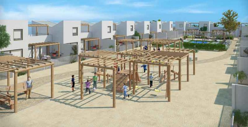 Proyecto Condominio Costa Blanca de Inmobiliaria PY-8