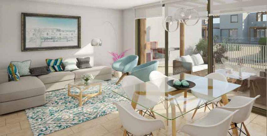 Proyecto Condominio Costa Blanca de Inmobiliaria PY-5