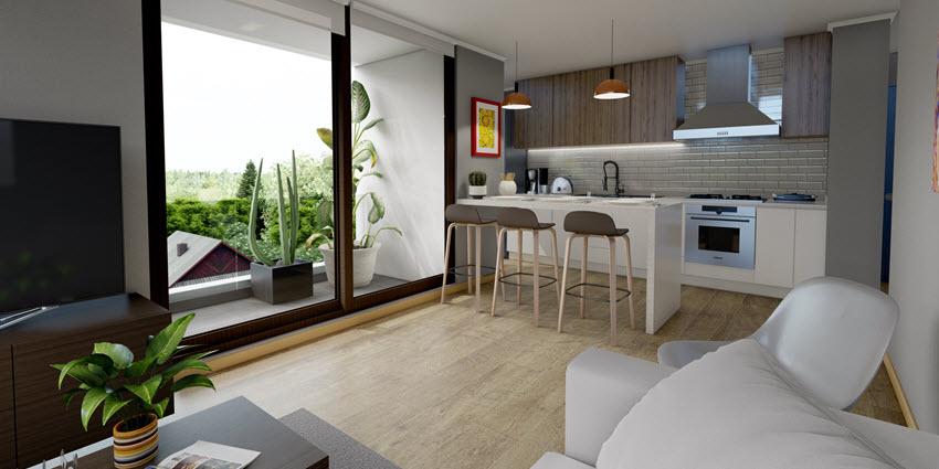 Proyecto Pewén de Inmobiliaria Nouvel Inmobiliaria-5