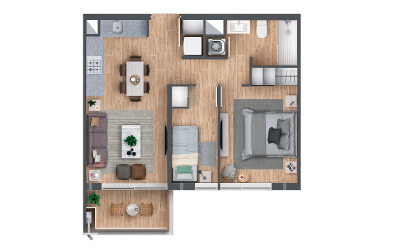 condominio-alcázar-tipo-a1