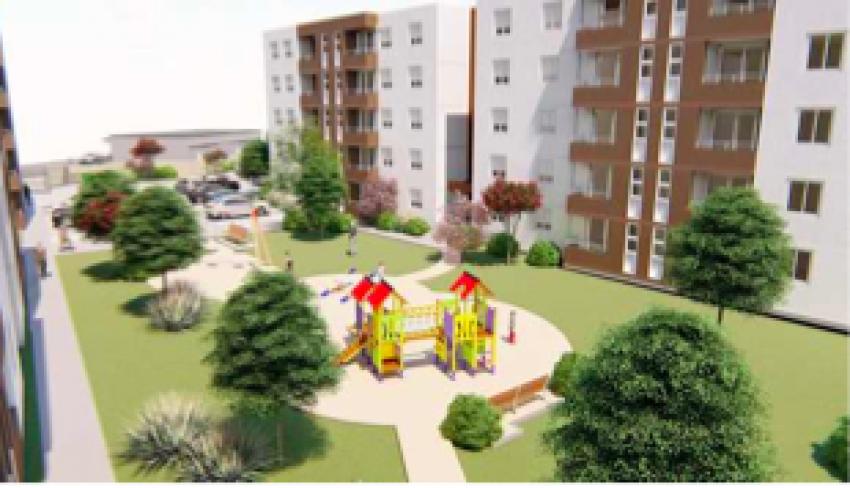 Proyecto Condominio Alto Durand III de Inmobiliaria Inespa Inmobiliaria-2
