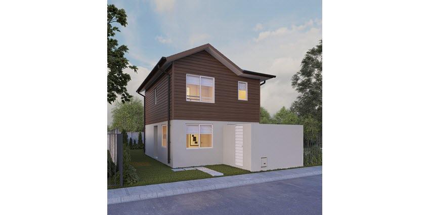 Proyecto Condominio Aires del Sur de Inmobiliaria PY-4