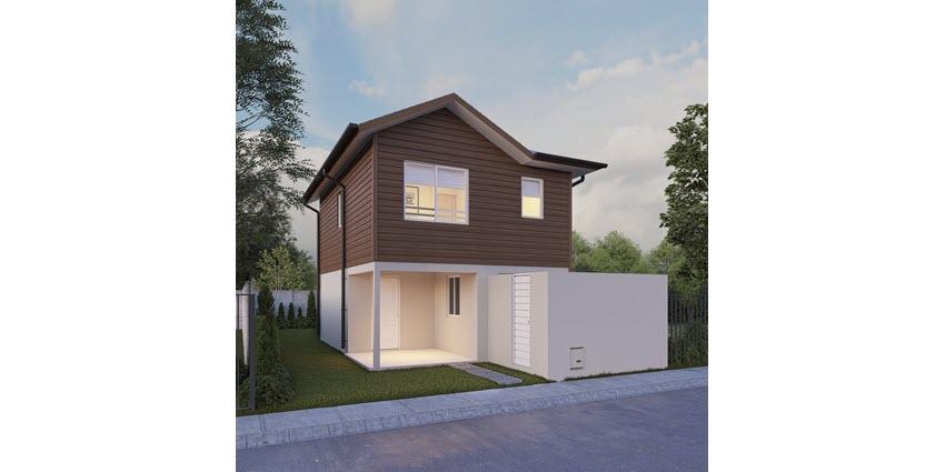 Proyecto Condominio Aires del Sur de Inmobiliaria PY-3