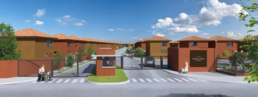 Proyecto Condominio Nueva Colina de Inmobiliaria PY-2