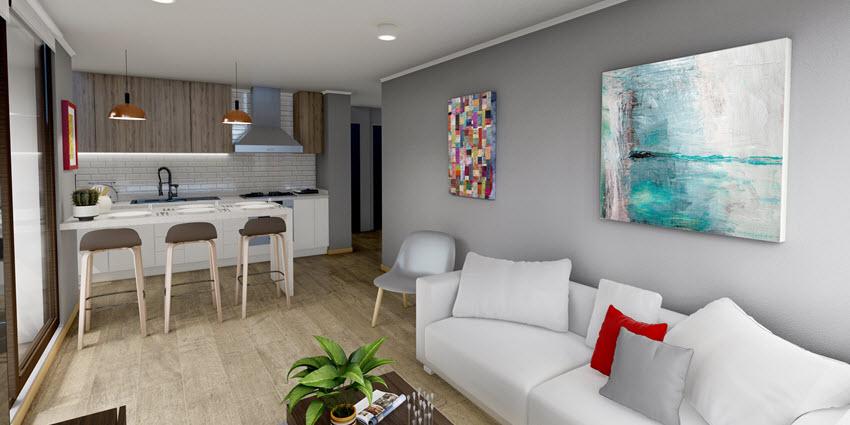Proyecto Pewén de Inmobiliaria Nouvel Inmobiliaria-6