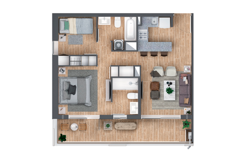 condominio-alcázar-tipo-b2