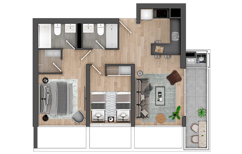 condominio-parque-riesco-tipo-b3