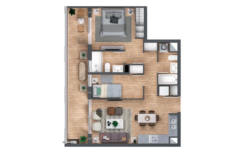 condominio-alcázar-tipo-b3