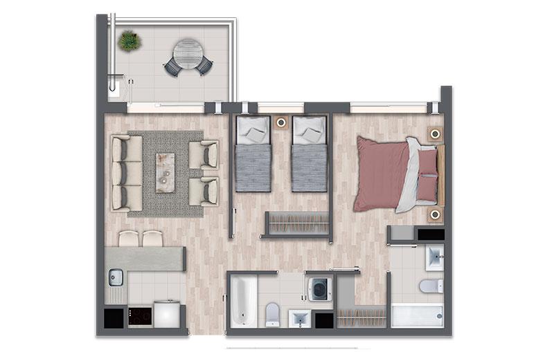 condominio-borde-laguna-tipo-b4