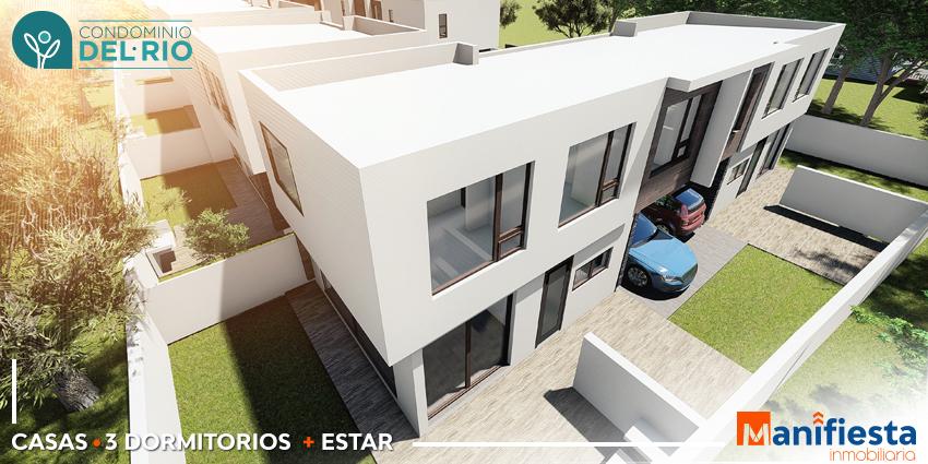 Proyecto Condominio del Rio de Inmobiliaria Manifiesta-4