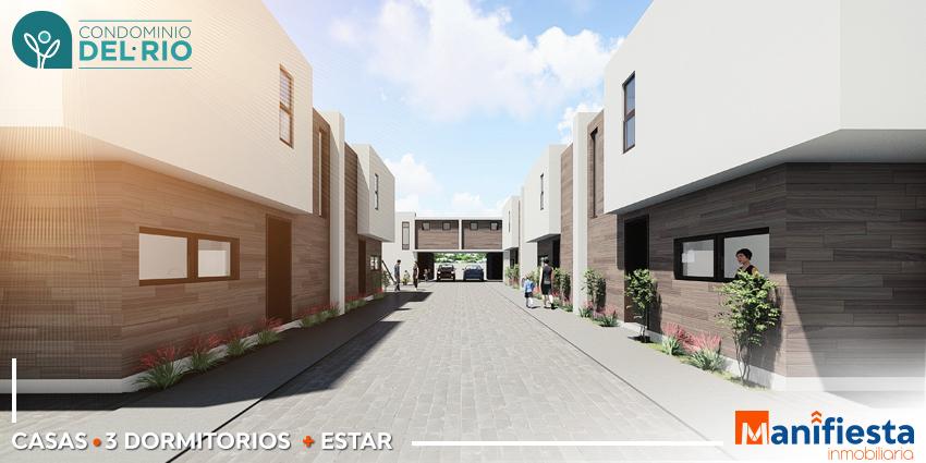Proyecto Condominio del Rio de Inmobiliaria Manifiesta-6