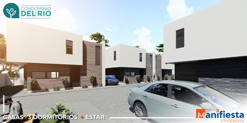 Proyecto Condominio del Rio de Inmobiliaria Manifiesta-7