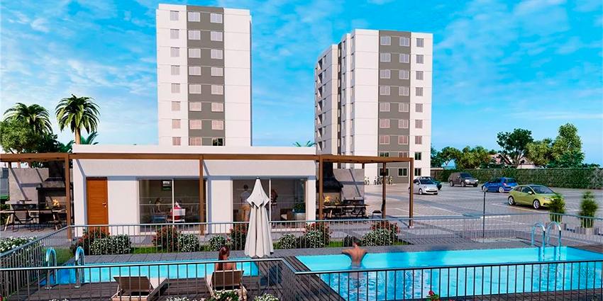 Proyecto Barrio Norte de Inmobiliaria Alborada-3