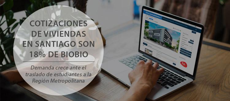 18-porciento-de-las-cotizaciones-de-viviendas-en-Santiago-son-de-Biobio