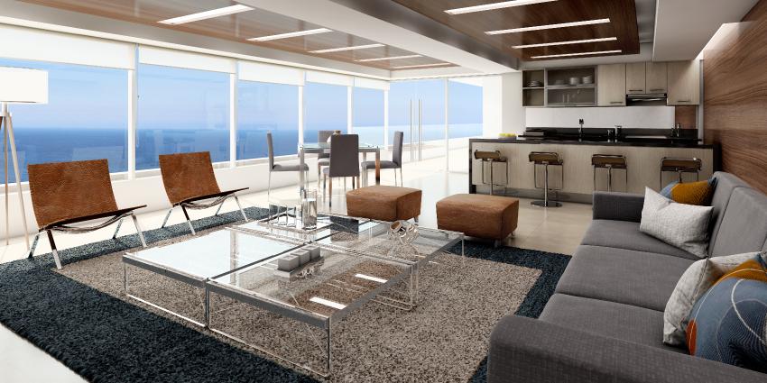 Proyecto Edificio Terrazas de Cochoa de Inmobiliaria Numancia-3