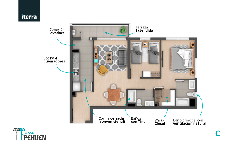 condominio-parque-pehuén-c