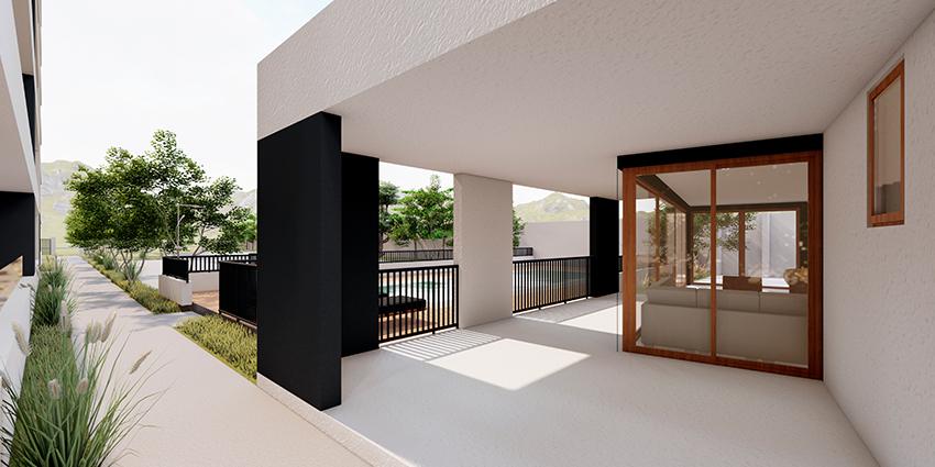 Proyecto Condominio Parque Laguna Verde - Etapa II de Inmobiliaria Parque Avellano Inmobiliaria-3