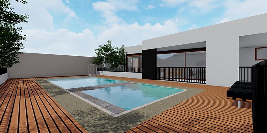 Proyecto Condominio Parque Laguna Verde - Etapa II de Inmobiliaria Parque Avellano Inmobiliaria-4