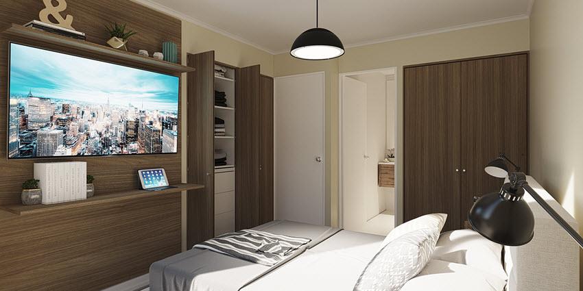 Proyecto Condominio Nueva Arboleda de Inmobiliaria PY-5